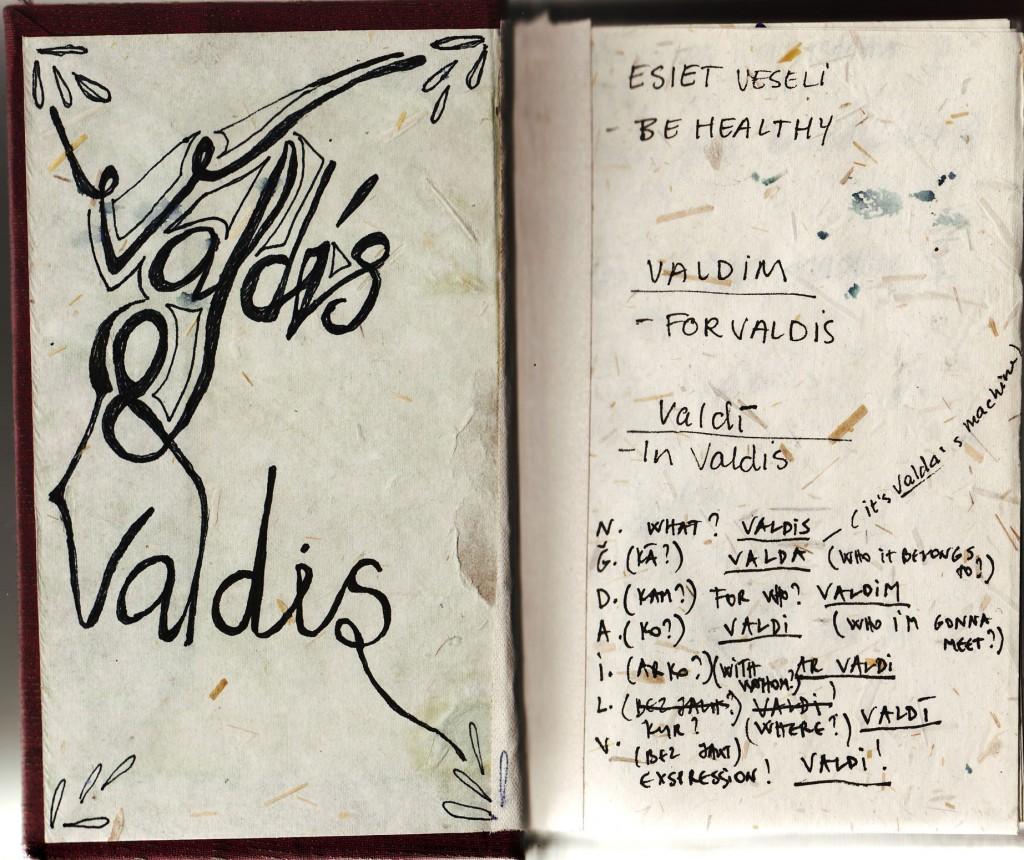 diary Valdis